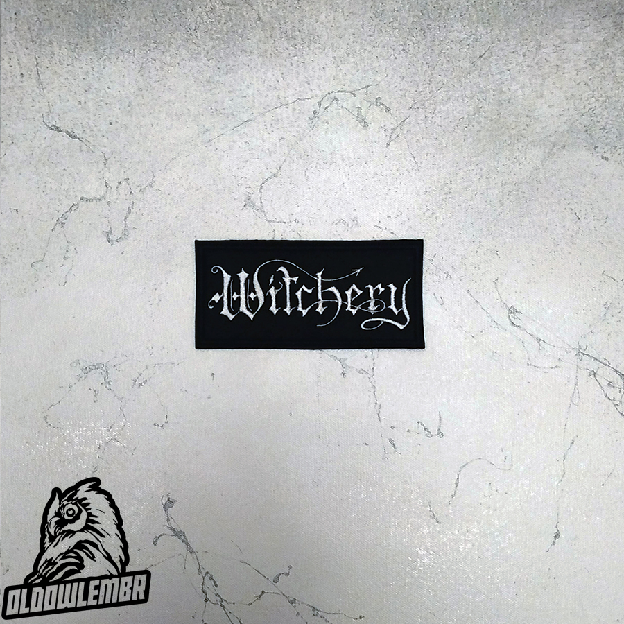 Patch Witchery Blackened Thrash Speed Metal band.