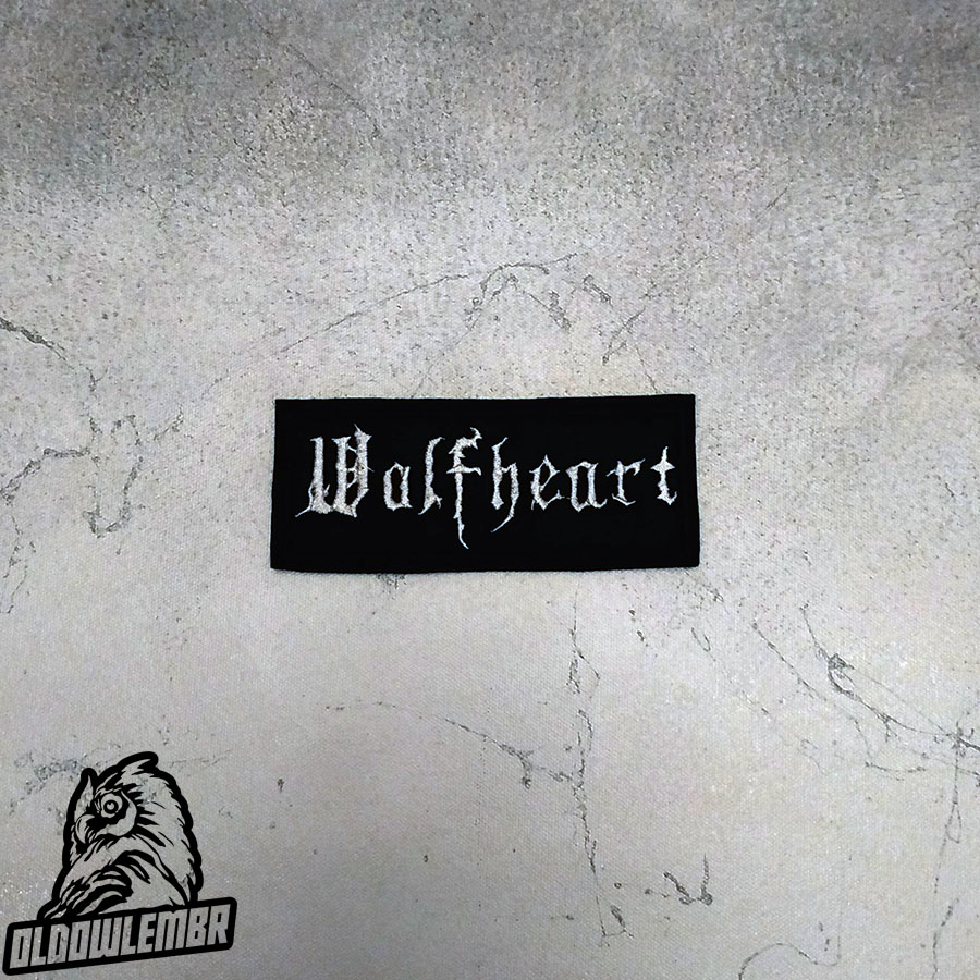 Patch Wolfheart Melodic Death Metal band.