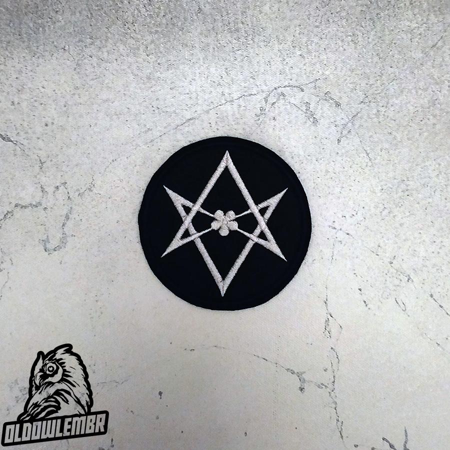 Patch Hexagram symbol.