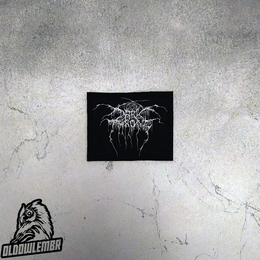 Patch Darkthrone Black Metal band.