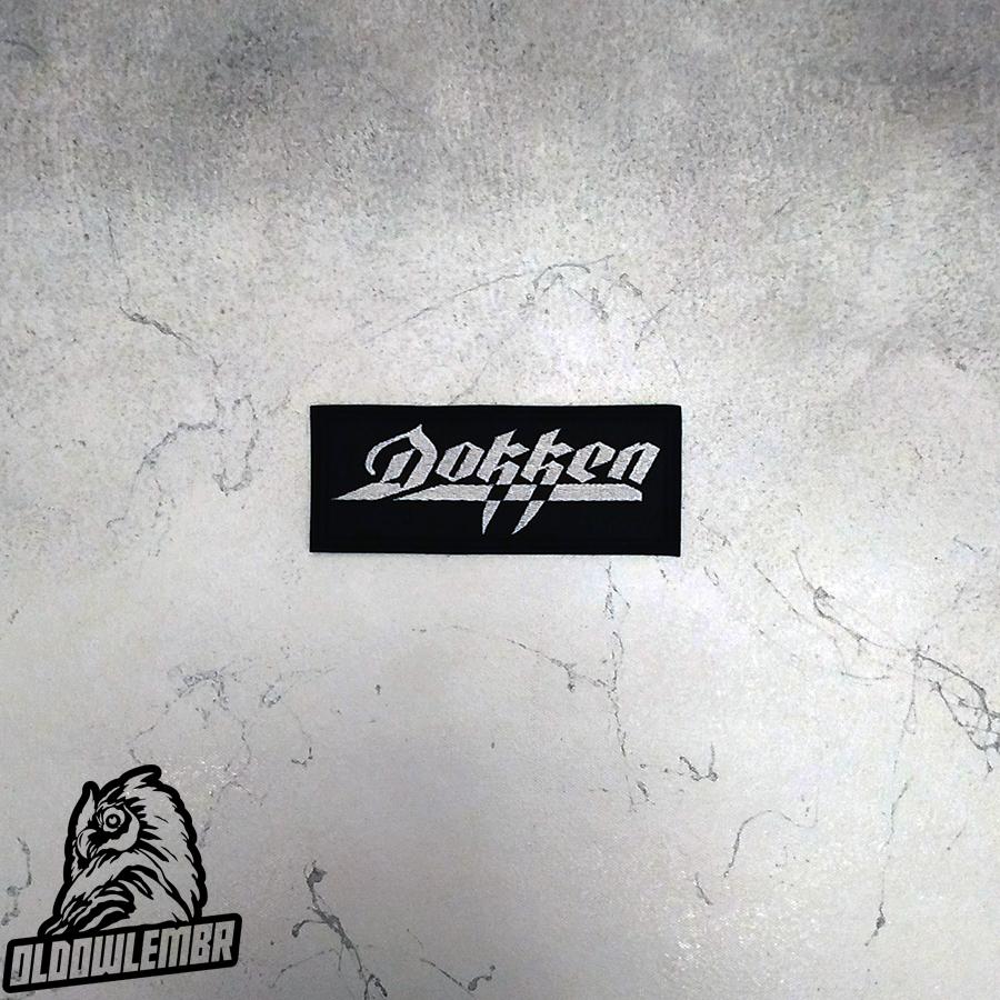 Patch Dokken Heavy Metal Hard Rock band.