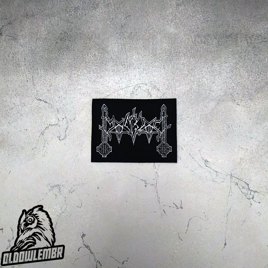 Patch Moonblood Epic Black Metal band.