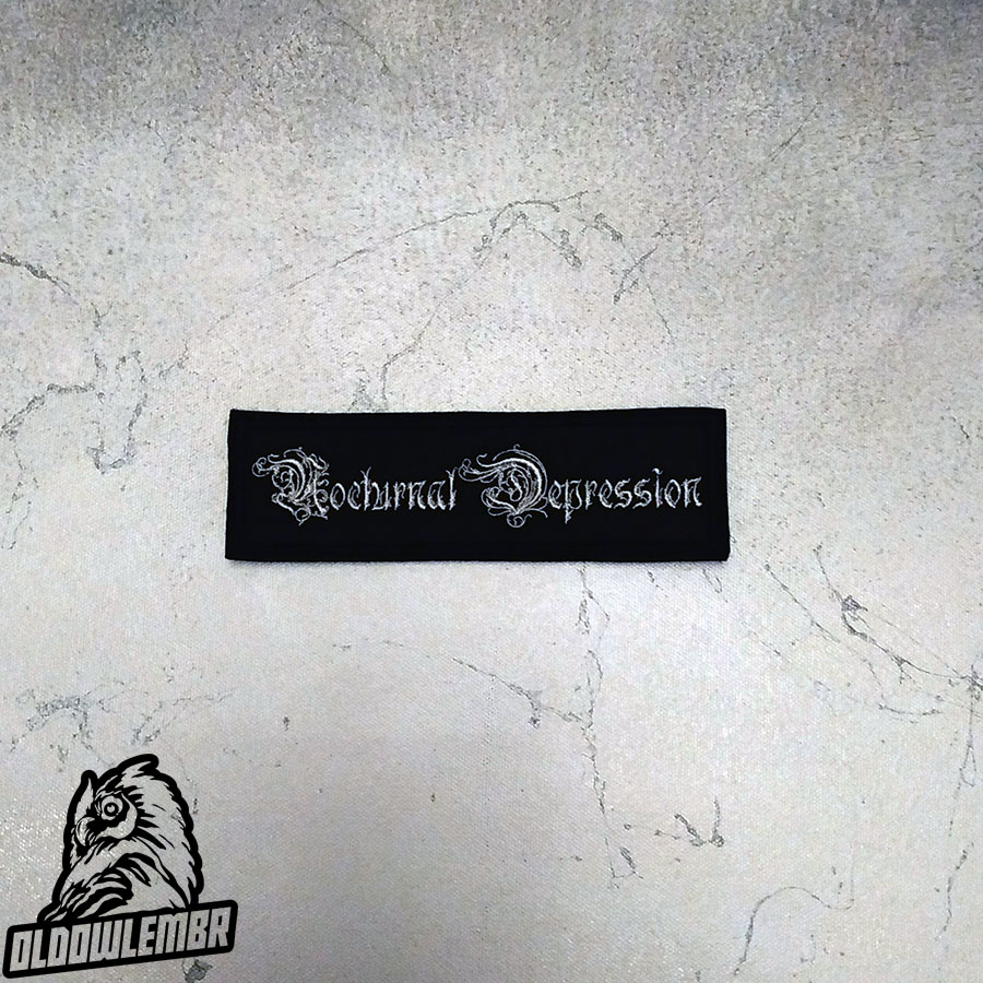 Patch Nocturnal Depression D.S.B.M band.