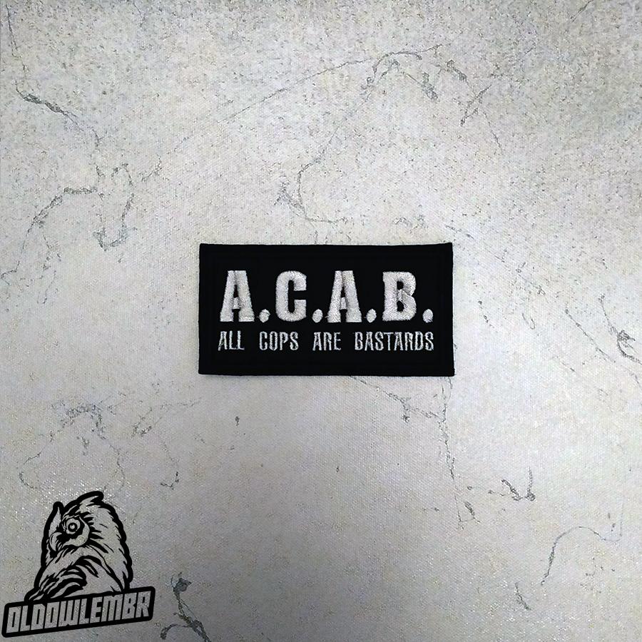 Patch ACAB.