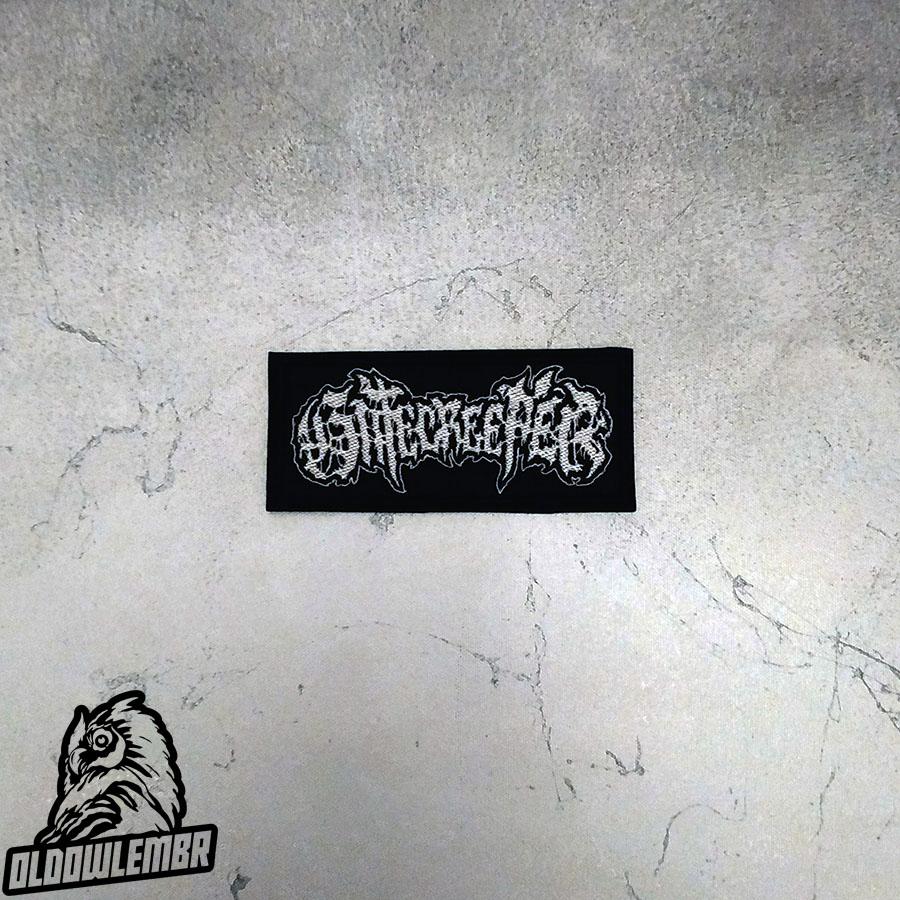 Patch Gatecreeper Death Metal band.