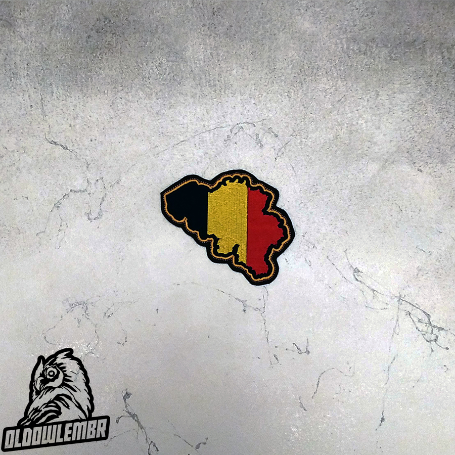Patch Flag Germany.