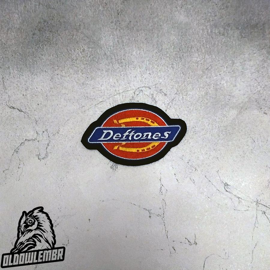 Patch Deftones Alternative Nu Metal band.