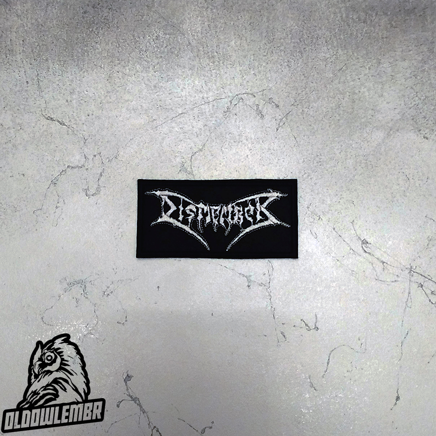 Patch Dismember Death Metal band.