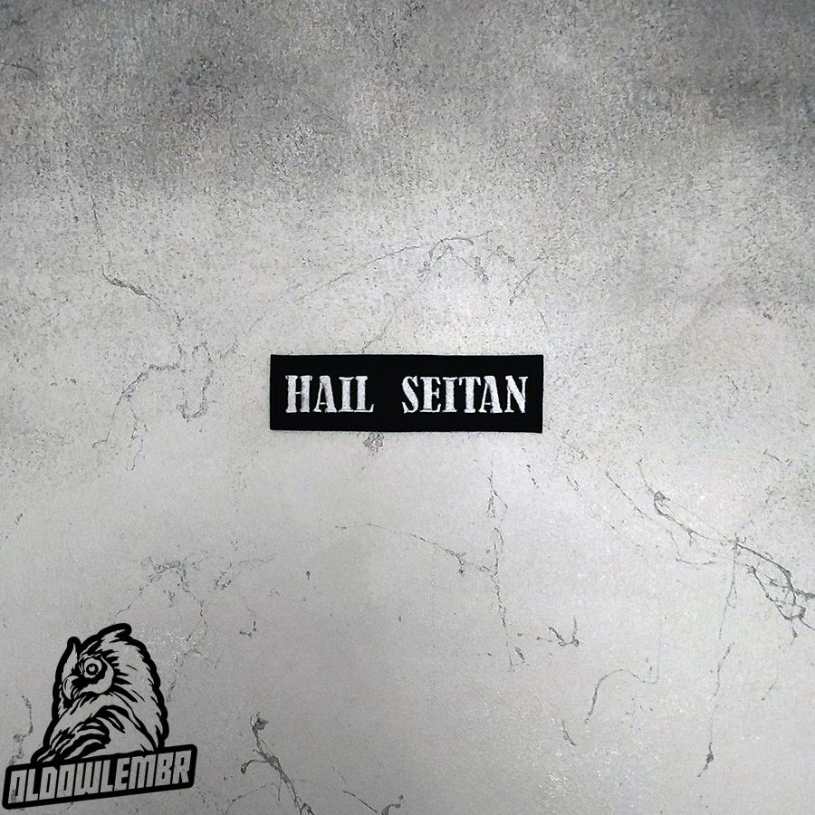 Patch Hail Seitan.