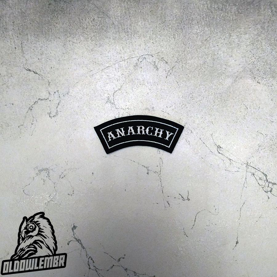 Little Rocker Anarchy patch.