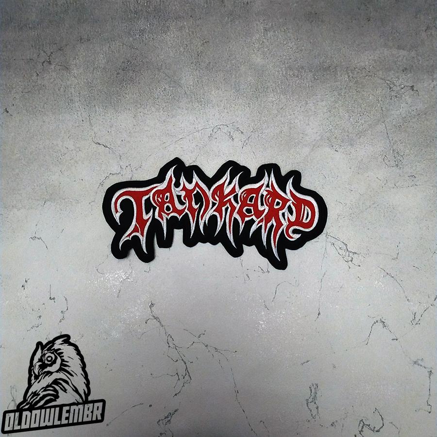 Big Back patch Tankard Thrash Speed Metal band.