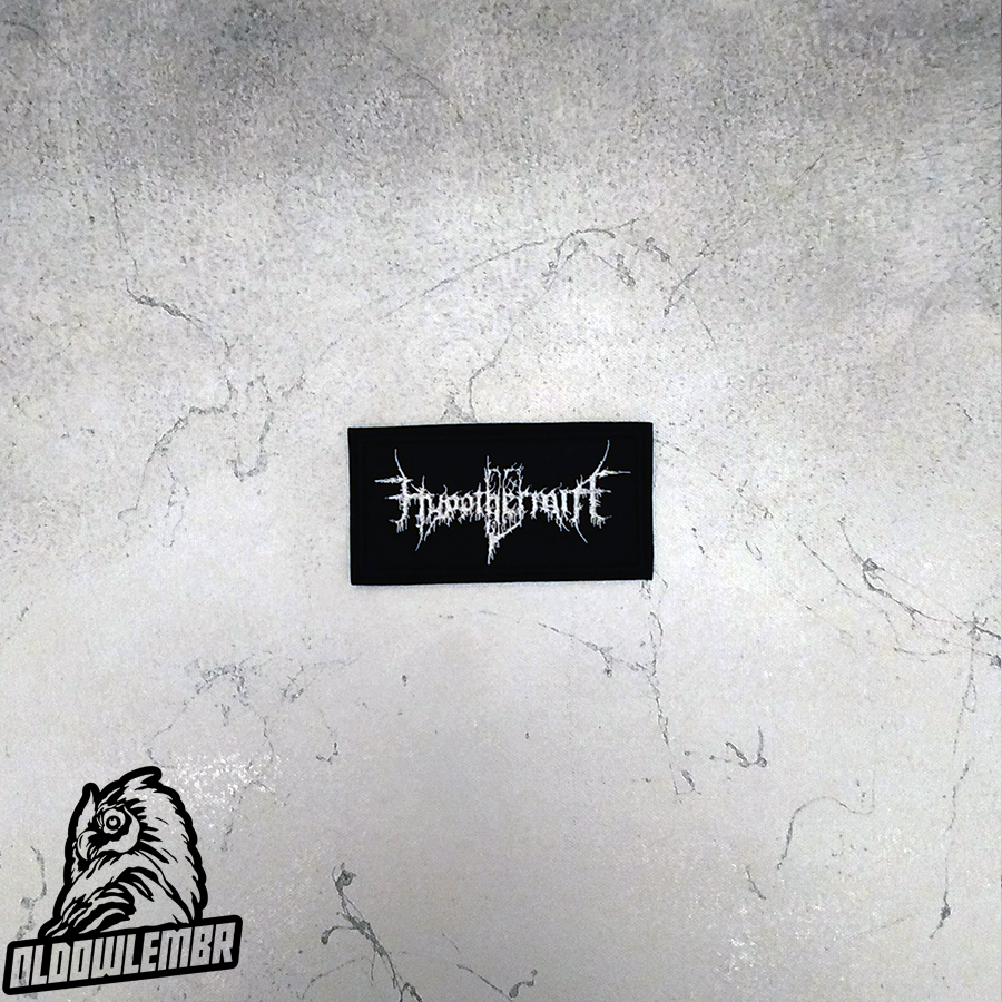 Patch Hypothermia Black Metal band.