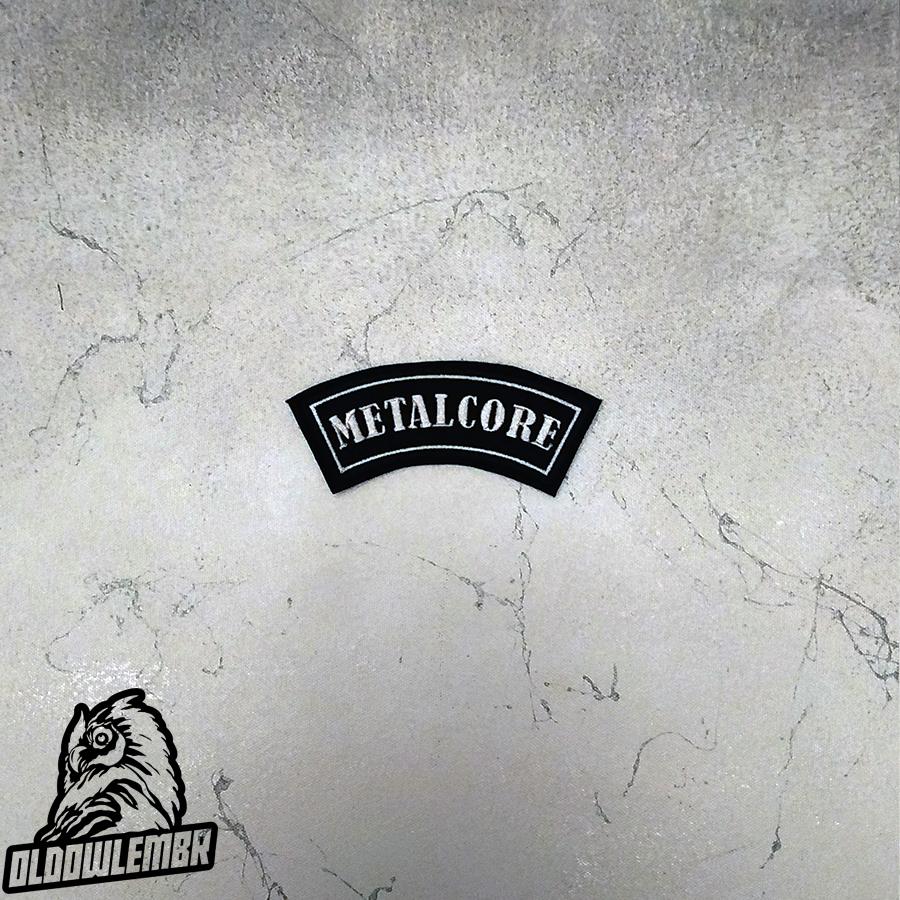 Little Rocker Metalcore patch.