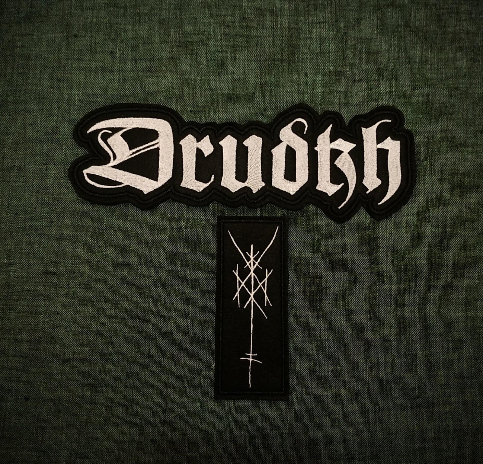Big patch Drudkh (custom order)