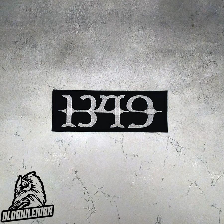 Big Back patch 1349 Black Metal band.