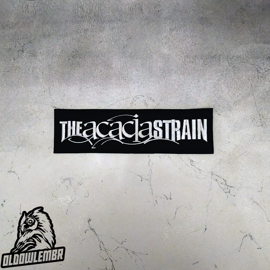 Big Back patch The Acacia Strain Deathcore band.