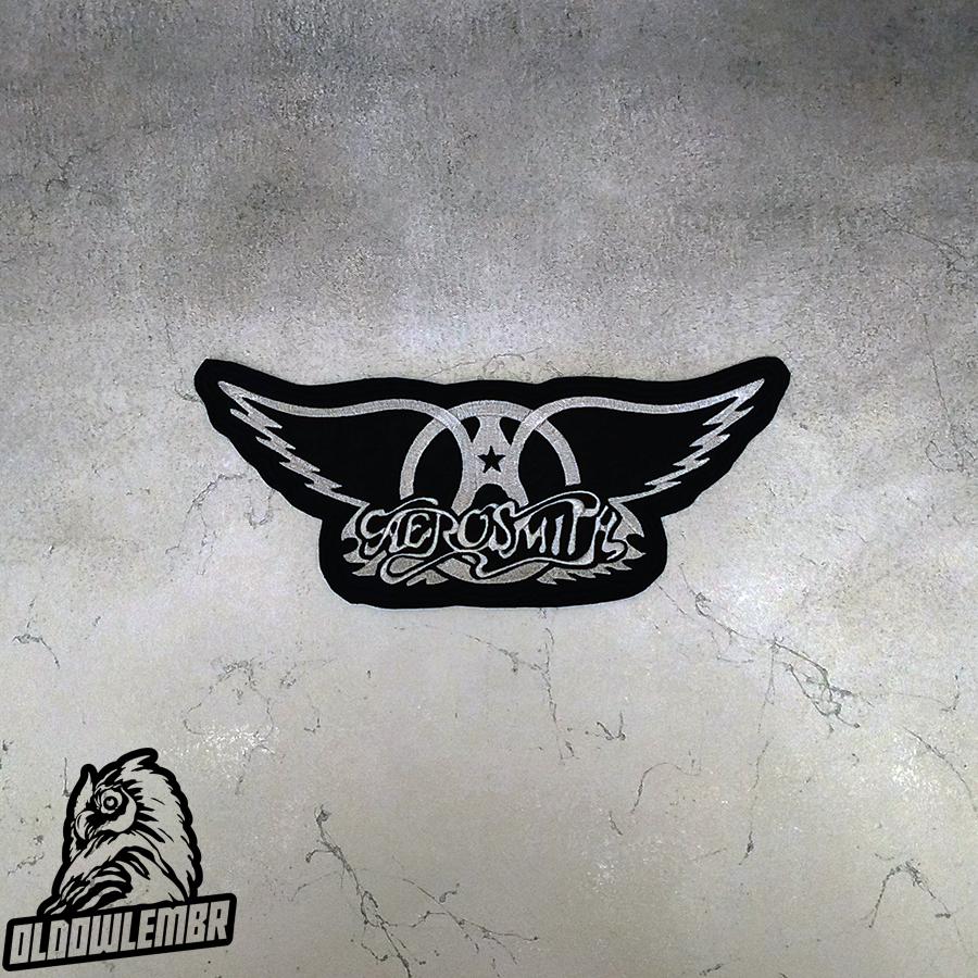 Big Back patch Aerosmith Steven Tyler Hard Rock band