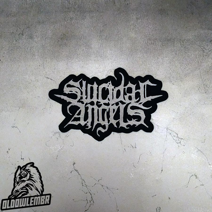 Big Back patch Suicidal Angels Thrash Metal band.