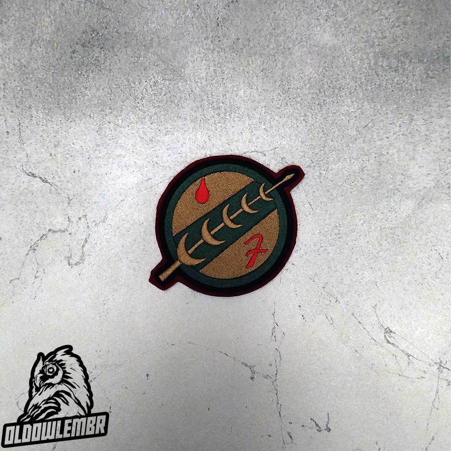 Patch Star Wars Mandalorian Crest