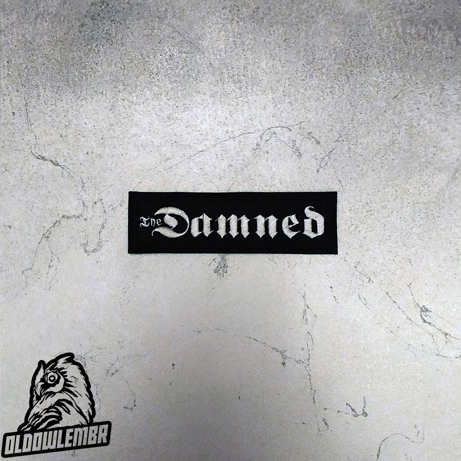 Patch The Damned punk rock band.