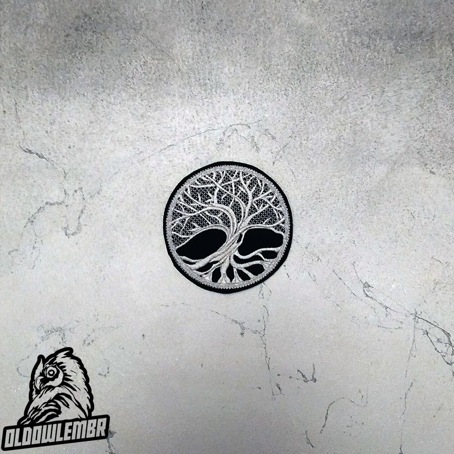 Patch Viking Tree Yggdrasil.